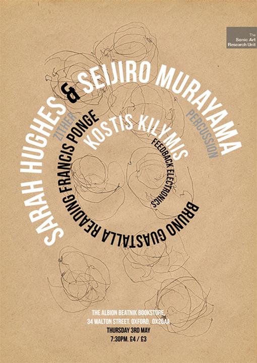 Seijiro Murayama & Sarah Hughes, Bruno Guastalla, Kostis Kilymis; in concert