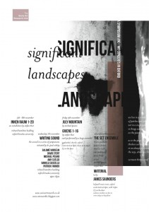 Significant Landscapes