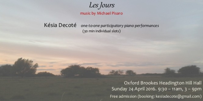 [one-to-one] performances by Késia Descote
