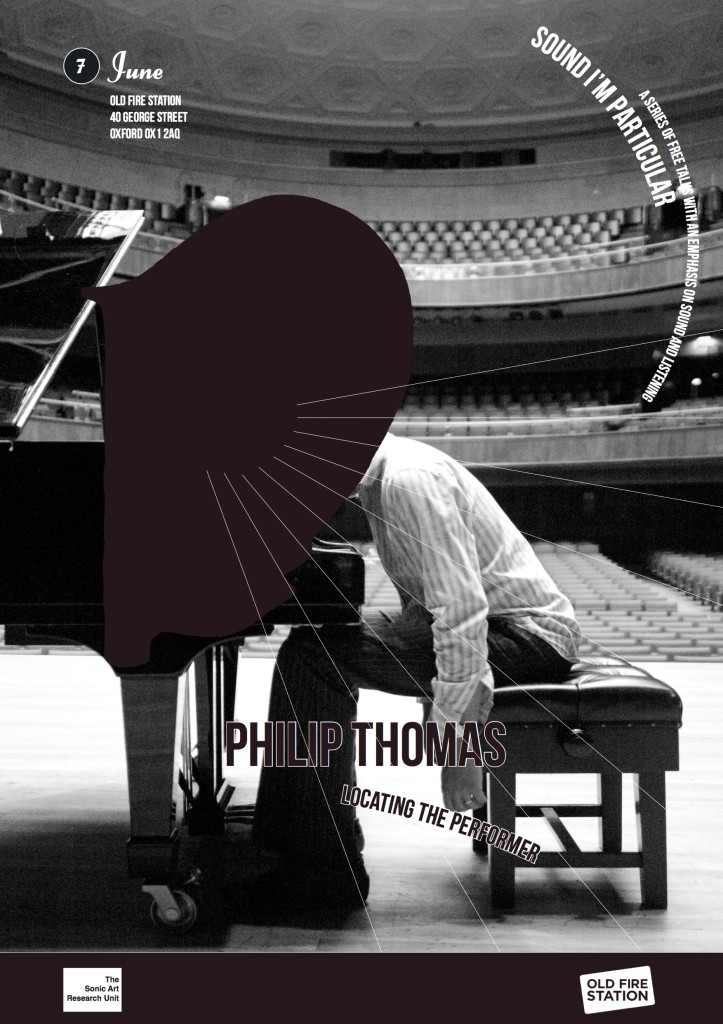Philip Thomas - Locating the Performer