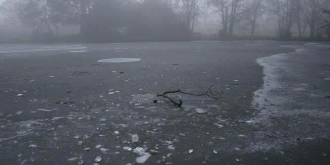Patrick Farmer – Field Recording Archive #6. Fachwen Pool Ice