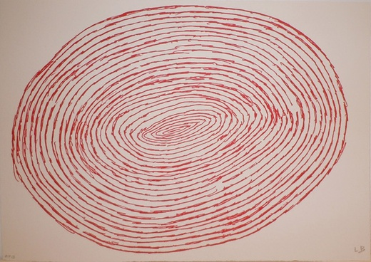 Louise Bourgeois, I give everything away