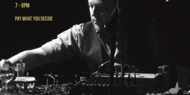 Sound I'm Particular talk series, Lee Patterson, April 6th