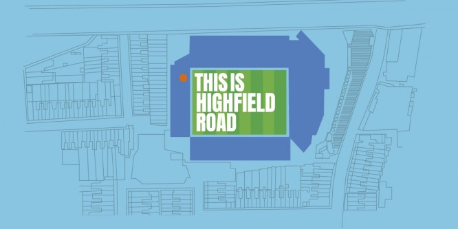 New online archival sound project celebrating the sounds of Highfield Road