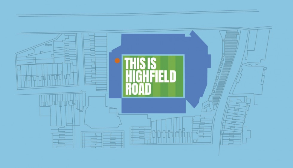 This is Highfield Road (logo)