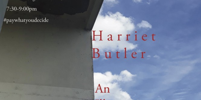 Harriet Butler – An Illuminating Gaze